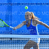 9/21/18 4:58:06 PM Tennis: Practice held at the Tietje Family Tennis Center, Hamilton College, Clinton, NY<br /> <br /> Photo by Josh McKee