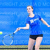 4/9/19 5:18:01 PM Hamilton College Men's and Women's Tennis Practice at the Tietje Family Tennis Center, Hamilton College, Clinton, NY<br /> <br /> Photo by Josh McKee