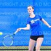 4/9/19 5:18:01 PM Hamilton College Men's and Women's Tennis Practice at the Tietje Family Tennis Center, Hamilton College, Clinton, NY<br /> <br /> Photo by Josh McKee