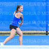 4/9/19 5:16:56 PM Hamilton College Men's and Women's Tennis Practice at the Tietje Family Tennis Center, Hamilton College, Clinton, NY<br /> <br /> Photo by Josh McKee