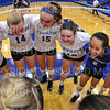 Team<br /> <br /> 9/26/18 7:02:53 PM Women's Volleyball:  SUNY Geneseo vs Hamilton College, at Margaret Bundy Scott Field House, Hamilton College, Clinton, NY<br /> <br /> Final: SUNY Geneseo 0  Hamilton 3<br /> <br /> Photo by Josh McKee