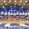 Team<br /> <br /> 9/26/18 7:01:19 PM Women's Volleyball:  SUNY Geneseo vs Hamilton College, at Margaret Bundy Scott Field House, Hamilton College, Clinton, NY<br /> <br /> Final: SUNY Geneseo 0  Hamilton 3<br /> <br /> Photo by Josh McKee