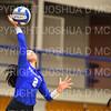 Hamilton College L/DS Nikki Matsuoka (2)<br /> <br /> 9/26/18 7:04:33 PM Women's Volleyball:  SUNY Geneseo vs Hamilton College, at Margaret Bundy Scott Field House, Hamilton College, Clinton, NY<br /> <br /> Final: SUNY Geneseo 0  Hamilton 3<br /> <br /> Photo by Josh McKee