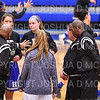 Captains<br /> <br /> 1/12/19 2:49:35 PM Women's Basketball:  Connecticut College v Hamilton College at Margaret Bundy Scott Field House, Hamilton College, Clinton, NY<br /> <br /> Final:  Conn  62  Hamilton 53<br /> <br /> Photo by Josh McKee