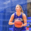 Hamilton College guard Carly O'Hern (11)<br /> <br /> 1/12/19 3:11:24 PM Women's Basketball:  Connecticut College v Hamilton College at Margaret Bundy Scott Field House, Hamilton College, Clinton, NY<br /> <br /> Final:  Conn  62  Hamilton 53<br /> <br /> Photo by Josh McKee