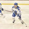 Hamilton College forward Missy Segall (15)<br /> <br /> 1/22/19 6:04:09 PM Women's Hockey:  Wesleyan University v Hamilton College at Russell Sage Rink, Hamilton College, Clinton, NY<br /> <br /> Final:  Wesleyan  2  Hamilton 2<br /> <br /> Photo by Josh McKee