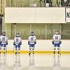 Team<br /> <br /> 1/22/19 5:56:57 PM Women's Hockey:  Wesleyan University v Hamilton College at Russell Sage Rink, Hamilton College, Clinton, NY<br /> <br /> Final:  Wesleyan  2  Hamilton 2<br /> <br /> Photo by Josh McKee