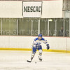 Hamilton College forward Michaela Giuttari (8)<br /> <br /> 1/22/19 6:07:23 PM Women's Hockey:  Wesleyan University v Hamilton College at Russell Sage Rink, Hamilton College, Clinton, NY<br /> <br /> Final:  Wesleyan  2  Hamilton 2<br /> <br /> Photo by Josh McKee
