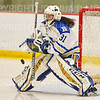 Hamilton College goaltender Gabrielle Venne (31)<br /> <br /> 11/17/18 6:27:15 PM Women's Hockey:  Williams College v Hamilton College at Russell Sage Rink, Hamilton College, Clinton, NY<br /> <br /> Final:  Williams  4  Hamilton 3<br /> <br /> Photo by Josh McKee