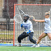 Hamilton College GK Hannah Burrall (1)<br /> <br /> 3/30/19 11:09:14 AM Women's Lacrosse: #21 Bates College v Hamilton College, at Steuben Field, Hamilton College, Clinton, NY<br /> <br /> Final: #21 Bates 10   Hamilton 8  <br /> <br /> Photo by Josh McKee