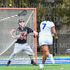 Hamilton College attacker Lauren Hamilton (7)<br /> <br /> 3/30/19 11:10:52 AM Women's Lacrosse: #21 Bates College v Hamilton College, at Steuben Field, Hamilton College, Clinton, NY<br /> <br /> Final: #21 Bates 10   Hamilton 8  <br /> <br /> Photo by Josh McKee