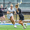 Hamilton College midfielder Kara Pooley (5)<br /> <br /> 3/30/19 11:10:05 AM Women's Lacrosse: #21 Bates College v Hamilton College, at Steuben Field, Hamilton College, Clinton, NY<br /> <br /> Final: #21 Bates 10   Hamilton 8  <br /> <br /> Photo by Josh McKee