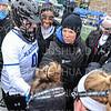 Hamilton College head coach Patty Kloidt, Team<br /> <br /> 3/16/19 12:11:43 PM Women's Lacrosse: #14 Bowdoin College v Hamilton College, at Steuben Field, Hamilton College, Clinton, NY<br /> <br /> Final: Bowdoin 13   Hamilton 14<br /> <br /> Photo by Josh McKee