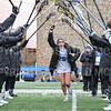Hamilton College midfielder Charlotte Wynn (25)<br /> <br /> 3/16/19 12:08:46 PM Women's Lacrosse: #14 Bowdoin College v Hamilton College, at Steuben Field, Hamilton College, Clinton, NY<br /> <br /> Final: Bowdoin 13   Hamilton 14<br /> <br /> Photo by Josh McKee