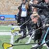 Hamilton College attacker Julia Rowland (20), Team<br /> <br /> 3/16/19 12:07:55 PM Women's Lacrosse: #14 Bowdoin College v Hamilton College, at Steuben Field, Hamilton College, Clinton, NY<br /> <br /> Final: Bowdoin 13   Hamilton 14<br /> <br /> Photo by Josh McKee