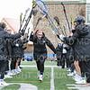 Hamilton College attacker Olivia Seymour (9)<br /> <br /> 3/16/19 12:08:30 PM Women's Lacrosse: #14 Bowdoin College v Hamilton College, at Steuben Field, Hamilton College, Clinton, NY<br /> <br /> Final: Bowdoin 13   Hamilton 14<br /> <br /> Photo by Josh McKee