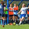 Hamilton College M Katie Tenefrancia (18)<br /> <br /> 9/22/18 11:13:39 AM Women's Soccer:  Connecticut College vs Hamilton College, at Love Field, Hamilton College, Clinton NY<br /> <br /> Final:  Conn 1    Hamilton 2<br /> <br /> Photo by Josh McKee