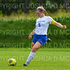 Hamilton College defender Cassie Hayward (5)<br /> <br /> 9/22/18 12:34:44 PM Women's Soccer:  Connecticut College vs Hamilton College, at Love Field, Hamilton College, Clinton NY<br /> <br /> Final:  Conn 1    Hamilton 2<br /> <br /> Photo by Josh McKee