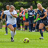 Hamilton College forward Cat Gambino (2)<br /> <br /> 9/22/18 12:12:39 PM Women's Soccer:  Connecticut College vs Hamilton College, at Love Field, Hamilton College, Clinton NY<br /> <br /> Final:  Conn 1    Hamilton 2<br /> <br /> Photo by Josh McKee