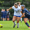 Hamilton College forward Cat Gambino (2)<br /> <br /> 9/22/18 12:35:30 PM Women's Soccer:  Connecticut College vs Hamilton College, at Love Field, Hamilton College, Clinton NY<br /> <br /> Final:  Conn 1    Hamilton 2<br /> <br /> Photo by Josh McKee