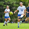 Hamilton College M Olivia Rodrigues (15)<br /> <br /> 9/22/18 12:23:13 PM Women's Soccer:  Connecticut College vs Hamilton College, at Love Field, Hamilton College, Clinton NY<br /> <br /> Final:  Conn 1    Hamilton 2<br /> <br /> Photo by Josh McKee