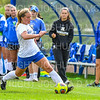 Hamilton College M Kayleigh Harris (3)<br /> <br /> 9/22/18 12:36:12 PM Women's Soccer:  Connecticut College vs Hamilton College, at Love Field, Hamilton College, Clinton NY<br /> <br /> Final:  Conn 1    Hamilton 2<br /> <br /> Photo by Josh McKee