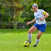Hamilton College defender Cassie Hayward (5)<br /> <br /> 9/22/18 12:21:45 PM Women's Soccer:  Connecticut College vs Hamilton College, at Love Field, Hamilton College, Clinton NY<br /> <br /> Final:  Conn 1    Hamilton 2<br /> <br /> Photo by Josh McKee