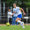 Hamilton College defender Katie McKillop (13)<br /> <br /> 9/22/18 12:30:32 PM Women's Soccer:  Connecticut College vs Hamilton College, at Love Field, Hamilton College, Clinton NY<br /> <br /> Final:  Conn 1    Hamilton 2<br /> <br /> Photo by Josh McKee