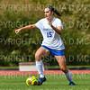 Hamilton College M Olivia Rodrigues (15)<br /> <br /> 9/22/18 11:39:04 AM Women's Soccer:  Connecticut College vs Hamilton College, at Love Field, Hamilton College, Clinton NY<br /> <br /> Final:  Conn 1    Hamilton 2<br /> <br /> Photo by Josh McKee