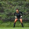 Hamilton College goalkeeper Rachel Pike (1)<br /> <br /> 9/22/18 11:26:32 AM Women's Soccer:  Connecticut College vs Hamilton College, at Love Field, Hamilton College, Clinton NY<br /> <br /> Final:  Conn 1    Hamilton 2<br /> <br /> Photo by Josh McKee