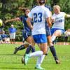 Hamilton College M Katie Tenefrancia (18), GOAL<br /> <br /> 9/22/18 12:46:15 PM Women's Soccer:  Connecticut College vs Hamilton College, at Love Field, Hamilton College, Clinton NY<br /> <br /> Final:  Conn 1    Hamilton 2<br /> <br /> Photo by Josh McKee