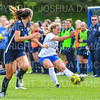 Hamilton College M Kayleigh Harris (3)<br /> <br /> 9/22/18 12:32:39 PM Women's Soccer:  Connecticut College vs Hamilton College, at Love Field, Hamilton College, Clinton NY<br /> <br /> Final:  Conn 1    Hamilton 2<br /> <br /> Photo by Josh McKee