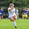 Hamilton College forward Cat Gambino (2)<br /> <br /> 9/22/18 12:35:33 PM Women's Soccer:  Connecticut College vs Hamilton College, at Love Field, Hamilton College, Clinton NY<br /> <br /> Final:  Conn 1    Hamilton 2<br /> <br /> Photo by Josh McKee