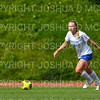 Hamilton College defender Kristin Hughes (4)<br /> <br /> 9/22/18 11:35:11 AM Women's Soccer:  Connecticut College vs Hamilton College, at Love Field, Hamilton College, Clinton NY<br /> <br /> Final:  Conn 1    Hamilton 2<br /> <br /> Photo by Josh McKee