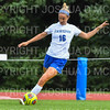 Hamilton College M Maddie Dale (16)<br /> <br /> 9/22/18 12:31:11 PM Women's Soccer:  Connecticut College vs Hamilton College, at Love Field, Hamilton College, Clinton NY<br /> <br /> Final:  Conn 1    Hamilton 2<br /> <br /> Photo by Josh McKee