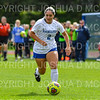 Hamilton College forward Cat Gambino (2)<br /> <br /> 9/22/18 12:12:41 PM Women's Soccer:  Connecticut College vs Hamilton College, at Love Field, Hamilton College, Clinton NY<br /> <br /> Final:  Conn 1    Hamilton 2<br /> <br /> Photo by Josh McKee