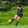 Hamilton College goalkeeper Rachel Pike (1)<br /> <br /> 9/22/18 11:23:23 AM Women's Soccer:  Connecticut College vs Hamilton College, at Love Field, Hamilton College, Clinton NY<br /> <br /> Final:  Conn 1    Hamilton 2<br /> <br /> Photo by Josh McKee
