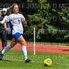 Hamilton College M Kayleigh Harris (3)<br /> <br /> 9/22/18 11:33:26 AM Women's Soccer:  Connecticut College vs Hamilton College, at Love Field, Hamilton College, Clinton NY<br /> <br /> Final:  Conn 1    Hamilton 2<br /> <br /> Photo by Josh McKee