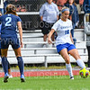 Hamilton College M Maddie Dale (16)<br /> <br /> 9/22/18 12:15:26 PM Women's Soccer:  Connecticut College vs Hamilton College, at Love Field, Hamilton College, Clinton NY<br /> <br /> Final:  Conn 1    Hamilton 2<br /> <br /> Photo by Josh McKee