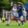 Hamilton College forward Cat Gambino (2)<br /> <br /> 9/22/18 12:27:42 PM Women's Soccer:  Connecticut College vs Hamilton College, at Love Field, Hamilton College, Clinton NY<br /> <br /> Final:  Conn 1    Hamilton 2<br /> <br /> Photo by Josh McKee