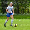 Hamilton College defender Cassie Hayward (5)<br /> <br /> 9/22/18 12:21:46 PM Women's Soccer:  Connecticut College vs Hamilton College, at Love Field, Hamilton College, Clinton NY<br /> <br /> Final:  Conn 1    Hamilton 2<br /> <br /> Photo by Josh McKee