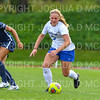 Hamilton College M Kayleigh Harris (3)<br /> <br /> 9/22/18 12:30:07 PM Women's Soccer:  Connecticut College vs Hamilton College, at Love Field, Hamilton College, Clinton NY<br /> <br /> Final:  Conn 1    Hamilton 2<br /> <br /> Photo by Josh McKee