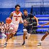 3/1/19 5:34:34 PM 2019 NCAA DIII Men's Basketball Championship First Round:  Keene State College v Moravian College at Margaret Bundy Scott Field House, Hamilton College, Clinton, NY<br /> <br /> Final:  Keene 65   Moravian 86 <br /> <br /> Photo by Josh McKee