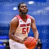 3/1/19 5:36:16 PM 2019 NCAA DIII Men's Basketball Championship First Round:  Keene State College v Moravian College at Margaret Bundy Scott Field House, Hamilton College, Clinton, NY<br /> <br /> Final:  Keene 65   Moravian 86 <br /> <br /> Photo by Josh McKee