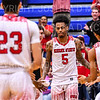 3/1/19 5:31:26 PM 2019 NCAA DIII Men's Basketball Championship First Round:  Keene State College v Moravian College at Margaret Bundy Scott Field House, Hamilton College, Clinton, NY<br /> <br /> Final:  Keene 65   Moravian 86 <br /> <br /> Photo by Josh McKee