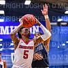 3/1/19 5:34:00 PM 2019 NCAA DIII Men's Basketball Championship First Round:  Keene State College v Moravian College at Margaret Bundy Scott Field House, Hamilton College, Clinton, NY<br /> <br /> Final:  Keene 65   Moravian 86 <br /> <br /> Photo by Josh McKee