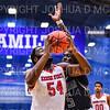 3/1/19 5:35:43 PM 2019 NCAA DIII Men's Basketball Championship First Round:  Keene State College v Moravian College at Margaret Bundy Scott Field House, Hamilton College, Clinton, NY<br /> <br /> Final:  Keene 65   Moravian 86 <br /> <br /> Photo by Josh McKee