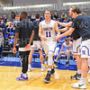 Hamilton College G/F Michael Grassey (11)<br /> <br /> 3/1/19 7:54:08 PM 2019 NCAA DIII Men's Basketball Championship First Round:  Penn State-Behrend v #10 Hamilton College College at Margaret Bundy Scott Field House, Hamilton College, Clinton, NY<br /> <br /> Final:  Penn State-Behrend 70   Hamilton 72 <br /> <br /> Photo by Josh McKee