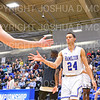 Hamilton College guard Kena Gilmour (24)<br /> <br /> 3/1/19 7:53:49 PM 2019 NCAA DIII Men's Basketball Championship First Round:  Penn State-Behrend v #10 Hamilton College College at Margaret Bundy Scott Field House, Hamilton College, Clinton, NY<br /> <br /> Final:  Penn State-Behrend 70   Hamilton 72 <br /> <br /> Photo by Josh McKee