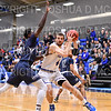 Hamilton College forward Andrew Groll (44)<br /> <br /> 3/2/19 7:04:12 PM 2019 NCAA DIII Men's Basketball Championship Second Round:  Moravian College v #10 Hamilton College College at Margaret Bundy Scott Field House, Hamilton College, Clinton, NY<br /> <br /> Final:  Moravian 72   Hamilton 83 <br /> <br /> Photo by Josh McKee